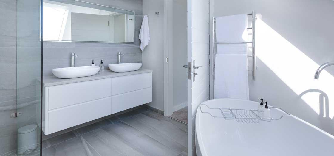 Paul Lucas Bathroom Room Installation